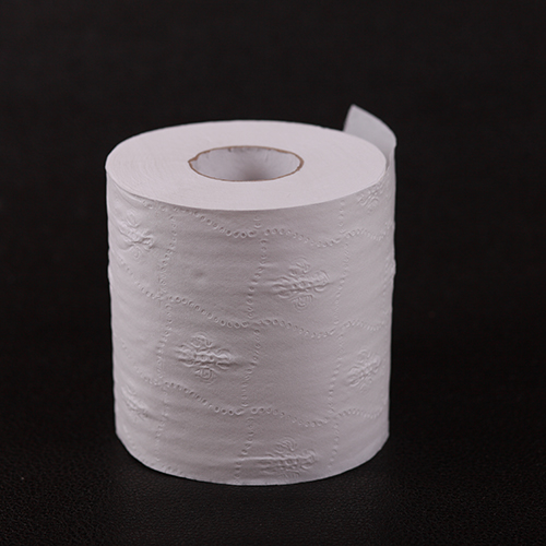 COTTON SOFT TOILET PAPER - 2PLY 400 SHEETS PER ROLL - 48 ROLLS